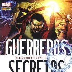 Cómics: GUERREROS SECRETOS Nº 13 - PANINI - IMPECABLE. Lote 79984129