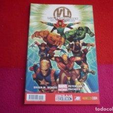 Cómics: LOS VENGADORES LA ERA DE ULTRON Nº 4 ( BENDIS PETERSON PACHECO ) ¡COMO NUEVO! PANINI MARVEL NOW. Lote 169912206