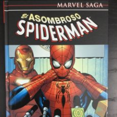 Asombroso spiderman 11 - Civil War - marvel saga - panini