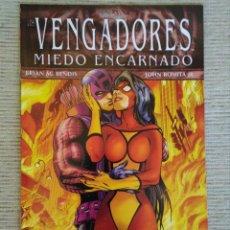 Cómics: LOS VENGADORES. VOL 4. Nº 15. MIEDO ENCARNADO. PANINI. Lote 80357501