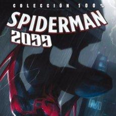 Cómics: 100% MARVEL SPIDERMAN 2099 TOMO 2- FUTURO IMPERFECTO - PANINI - PETER DAVID WILL SLINEY LEONARDI. Lote 80645346