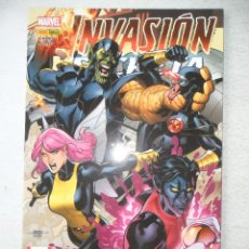 Cómics: INVASIÓN SECRETA: X MEN - TOMO PANINI - MUY BUEN ESTADO. Lote 80706154