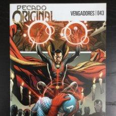Cómics: VENGADORES VOL. 4 43 - GRAPA - PANINI / MARVEL. Lote 80991720