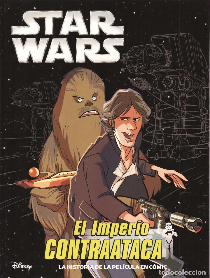 STAR WARS: EL IMPERIO CONTRAATACA - PANINI, 2016 (NUEVO) (Tebeos y Comics - Panini - Otros)