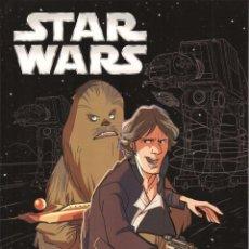 Cómics: STAR WARS: EL IMPERIO CONTRAATACA - PANINI, 2016 (NUEVO). Lote 205660783