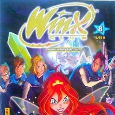 Cómics: WINX CLUB Nº 8 CORAZON DE HADA. Lote 81192984