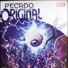 Cómics: PECADO ORIGINAL : COMPENDIO Nº 18 DE NORTH & TIERI & VILLALOBOS & PERKINS & MALEEV PANINI COMICS . Lote 81292176