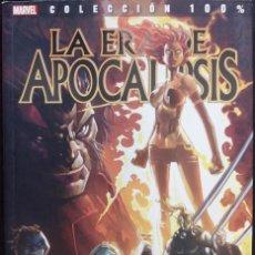 Cómics: LA ERA DE APOCALIPSIS : X-TERMINADOS DE LAPHAM & DE LA TORRE & GIANFELICE & ARLEM PANINI COMICS . Lote 81300340
