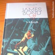 Cómics: JAMES BOND 007 EN VARGR DE WARREN ELLIS - PANINI COMICS --. Lote 81654116