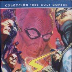 Cómics: COLECCIÓN 100% CULT COMICS : PROJECT SUPERPOWERS Nº 2 : UN NUEVO ESPIRITU DE ALEX ROSS & JIM KRUEGER. Lote 189718271
