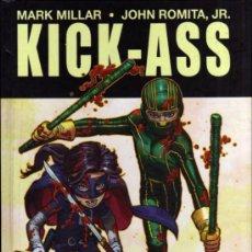 Cómics: KICK-ASS - MARK MILLAR / JOHN ROMITA JR - PANINI COMICS - 2010. Lote 215568297