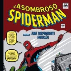 Cómics: MARVEL OMNI GOLD EL ASOMBROSO SPIDERMAN TOMO 1 PODER Y RESPONSABILIDAD PANINI - STAN LEE DITKO KIRBY. Lote 83173380