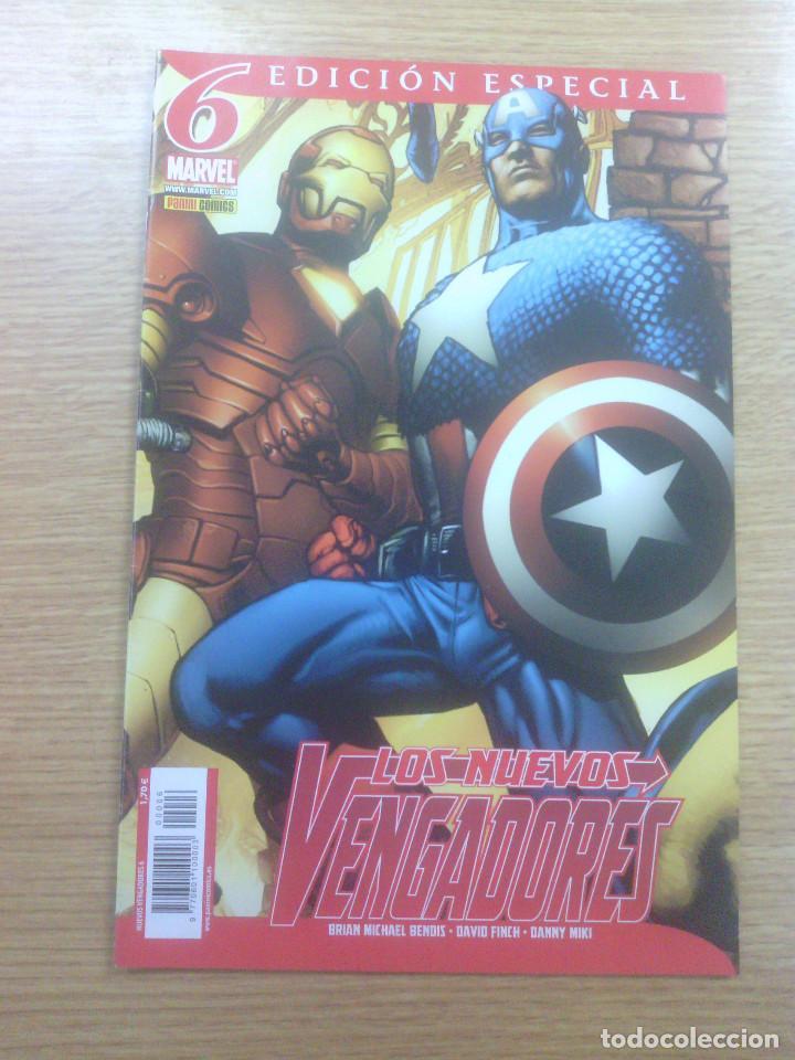 NUEVOS VENGADORES VOL 1 #6 EDICION ESPECIAL (Tebeos y Comics - Panini - Marvel Comic)