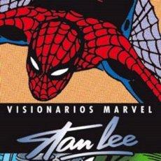 Cómics: VISIONARIOS MARVEL: STAN LEE (1 TOMO PANINI). Lote 104619110
