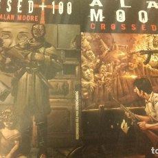 Cómics: CROSSED + 100 TOMO 1 Y 3 - ALAN MOORE SIMON SPURRIER RAFA ORTIZ Y GABRIEL ANDRADE - PANINI. Lote 84393444