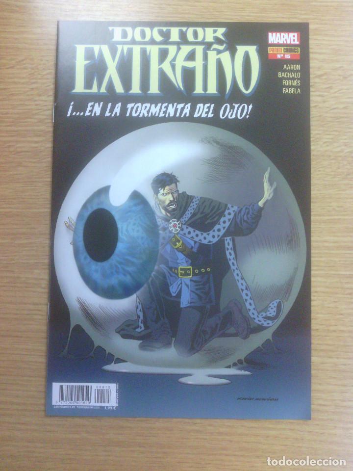 DOCTOR EXTRAÑO #15 (Tebeos y Comics - Panini - Marvel Comic)