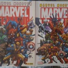 Cómics: SPIDERMAN MARVEL TEAM UP. Lote 84786399
