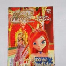 Cómics: WINX CLUB Nº 45. EL SECRETO DEL REINO PERDIDO. ENGAÑOS Y SOSPECHAS. PANINI REVISTAS. TDKC8. Lote 84854532