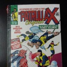 Cómics: LA PATRULLA-X ORIGINAL 1: ORÍGENES (MARVEL GOLD) - STAN LEE, JACK KIRBY - PANINI. Lote 85617683