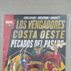 LOS VENGADORES COSTA OESTE PECADOS DEL PASADO MARVEL GOLD (PANINI)