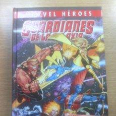 Cómics: GUARDIANES DE LA GALAXIA #1 LA BUSQUEDA DEL ESCUDO (MARVEL HEROES COLECCIONABLE #79). Lote 85837820