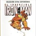 Cómics: Colección Extra Superhéroes 69. El Invencible Iron Man 3. Lote 85988980