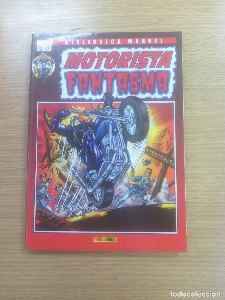 BIBLIOTECA MARVEL MOTORISTA FANTASMA #2 (Tebeos y Comics - Panini - Marvel Comic)