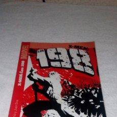 Cómics: X-MEN: LOS 198 - PANINI 2007- DAVID HINE, JIM MUNIZ X-MEN: LOS 198 - PANINI - 2007, VER DESCRIPCION. Lote 86671532