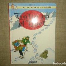 Cómics: TINTIN EN EL TIBET CASTERMAN-PANINI 2002. Lote 86728408