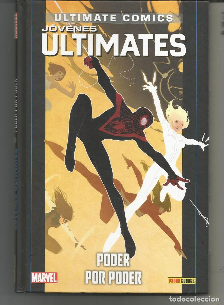COLECCIONABLE ULTIMATE 99 JÓVENES ULTIMATES 1: PODER POR PODER (Tebeos y Comics - Panini - Marvel Comic)