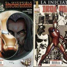 Cómics: IRON MAN DIRECTOR DE SHIELD. Lote 88361856