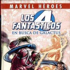 Comics : LOS 4 FANTÁSTICOS, EN BUSCA DE GALACTUS. Lote 88670776