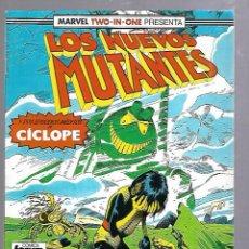 Cómics: LOS NUEVOS MUTANTES. Nº 53. COMICS FORUM. Lote 89256516