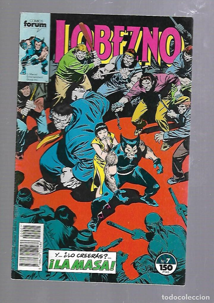 LOBEZNO. Nº 7. COMICS FORUM (Tebeos y Comics - Panini - Marvel Comic)