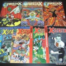 Cómics: FUERZA-X Y X-XTATIX DE PETER MILLIGAN Y MICHAEL ALLRED (X-FORCE) - FORUM - PANINI. Lote 89350096