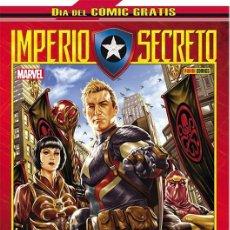 Cómics: IMPERIO SECRETO. DÍA DEL CÓMIC GRATIS. PANINI.. Lote 95263860