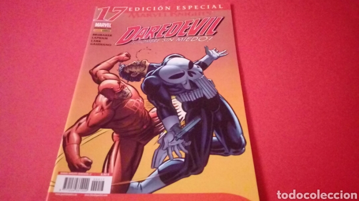 MARVEL KNIGHTS DAREDEVIL 17 VOL 3 EXCELENTE ESTADO PANINI (Tebeos y Comics - Panini - Otros)