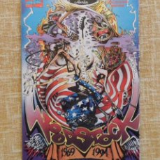 Cómics: WOODSTOCK: THE COMIC, #1, MARVEL MUSIC, 1994, AUGUST, MORT TODD, MARTIN EDMOND. Lote 89632656