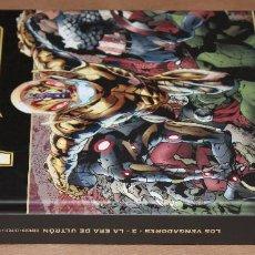 Comics : MARVEL DELUXE PANINI - LOS VENGADORES 2 - LA ERA DE ULTRÓN - NUEVO (PRECINTADO). Lote 89815764