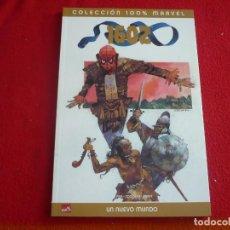 Cómics: 1602 UN NUEVO MUNDO ( GREG PAK TOCCHINI TOPPI ) ¡COMO NUEVO! 100% MARVEL PANINI 2006. Lote 89882268