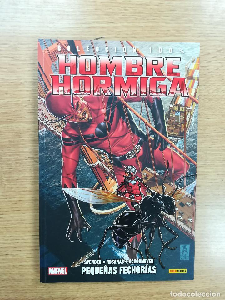 HOMBRE HORMIGA #3 PEQUEÑAS FECHORIAS (100% MARVEL) (Tebeos y Comics - Panini - Marvel Comic)
