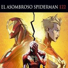 Cómics: EL ASOMBROSO SPIDERMAN 122 CIVIL WAR II. Lote 90113804