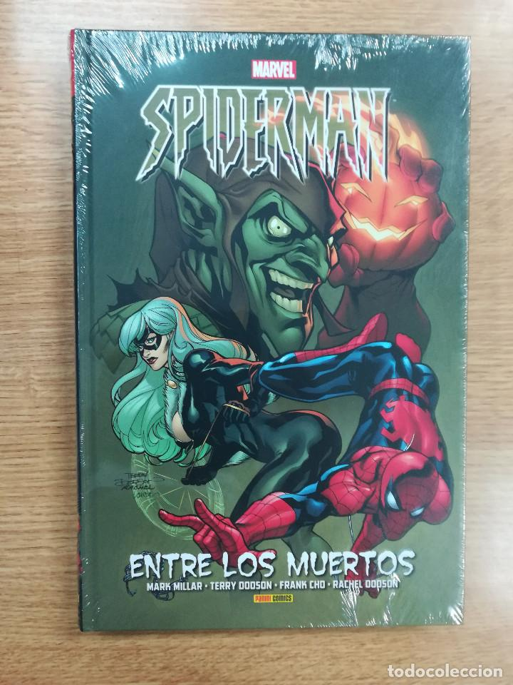SPIDERMAN ENTRE LOS MUERTOS (MARVEL INTEGRAL) (Tebeos y Comics - Panini - Marvel Comic)
