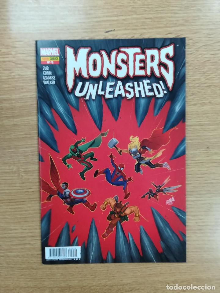 Cómics: MONSTERS UNLEASHED #2 - Foto 1 - 90552115