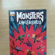 Cómics: MONSTERS UNLEASHED #2. Lote 90552115