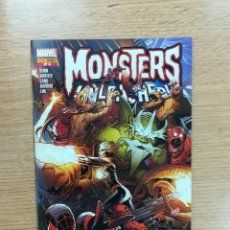 Cómics: MONSTERS UNLEASHED #3. Lote 90552240