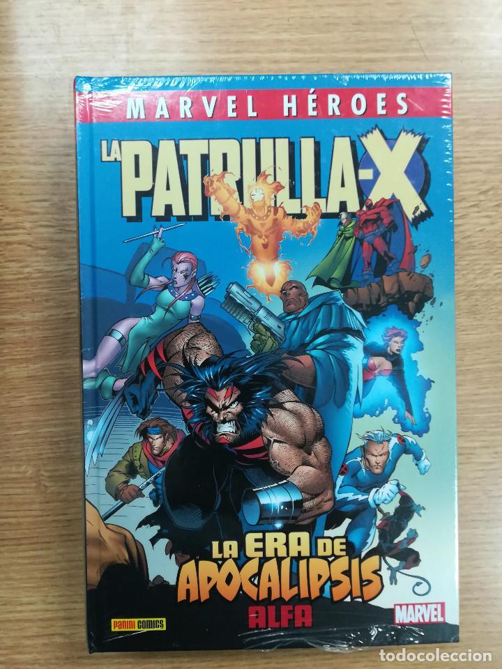 PATRULLA X LA ERA DE APOCALIPSIS ALFA (MARVEL HEROES COLECCIONABLE #72) (Tebeos y Comics - Panini - Marvel Comic)