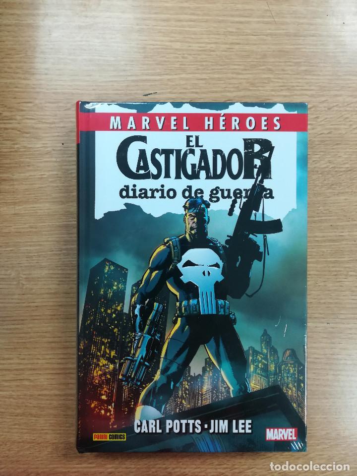 EL CASTIGADOR DIARIO DE GUERRA (MARVEL HEROES COLECCIONABLE #81) (Tebeos y Comics - Panini - Marvel Comic)