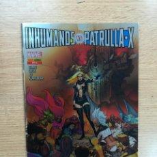 Cómics: INHUMANOS VS PATRULLA X #6. Lote 94859691