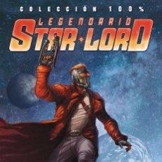 Cómics: 100% MARVEL LEGENDARIO STAR LORD - AFRONTALO, SOY LO MÁS . HUMPRRIES, MEDINA Y VLASCO. Lote 92465015